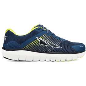 Altra Provision 4 Running Shoes Men, blue/lime